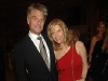 Kristin CoHosting Dining In the Dark with Actor Harry Hamlin 2010