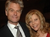 Kristin and Harry Hamlin, CoHosting Dining In The Dark 2010