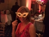 kristin-in-mask-at-face-forward-charity-event